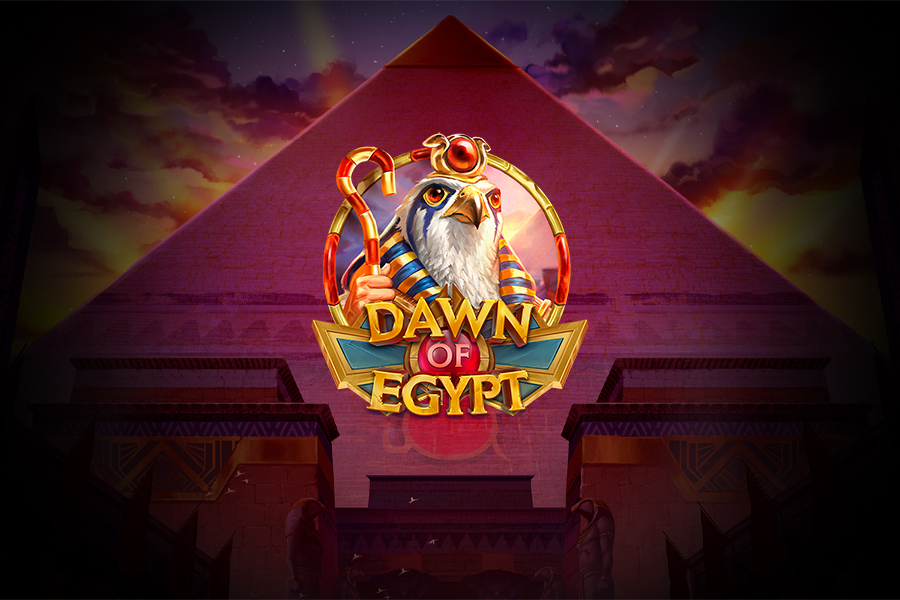 Dawn of Egypt Slot Featured Image