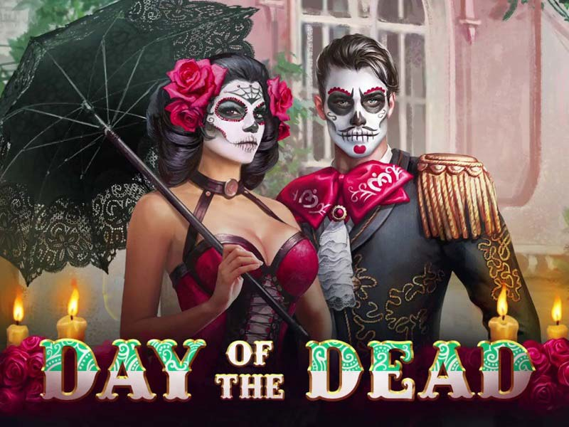 day of the dead free slot game logo