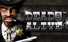 Get Welcome $100 on Dead or Alive Slot by Royal Panda Casino
