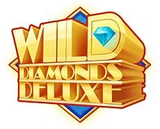 Deco Diamonds Deluxe Wild Symbol