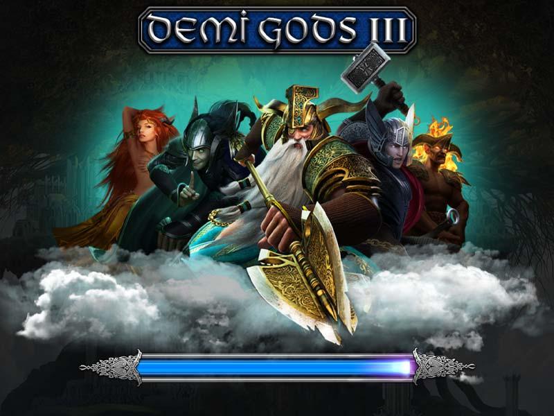 Demi Gods 3 Free Slot