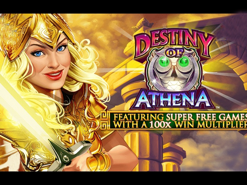 Destiny Of Athena Slot Free Slot Machine Game By Konami