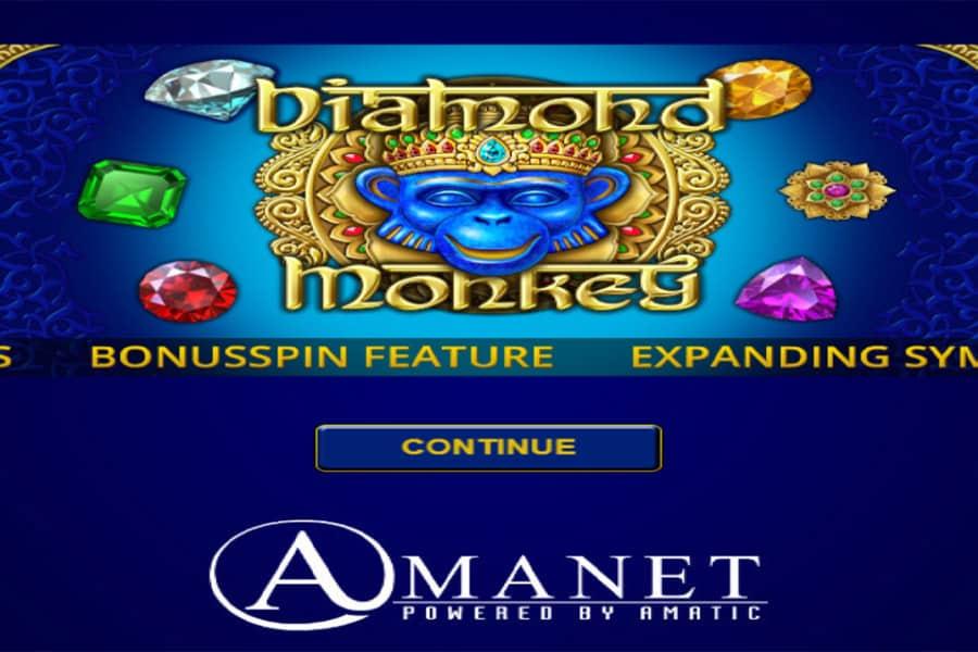 Diamond Monkey Slot Featured Image