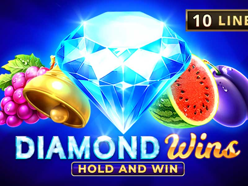Diamond Wins: Hold and Win Slot Online
