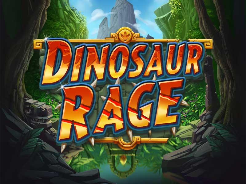 Dinosaur Rage Slot Machine