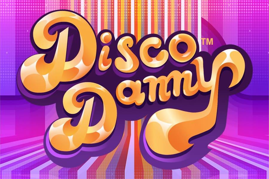 Disco Danny Slot Featured Image