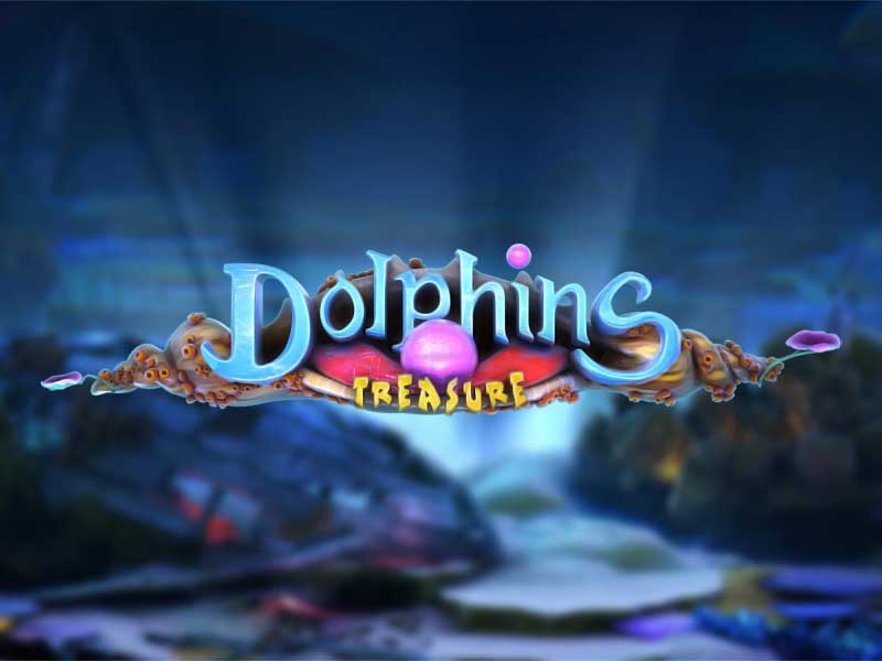 Dolphines Treasure Slot Featured Image