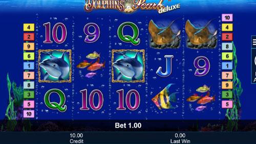 Dolphins Pearl Deluxe Online Slot + Bonus Feature