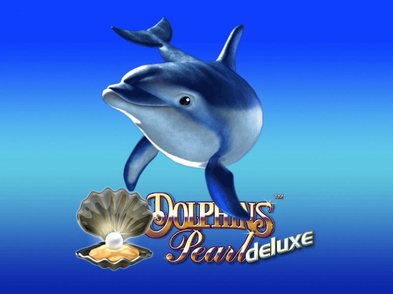 Dolphin Pearl Slot Machine Free