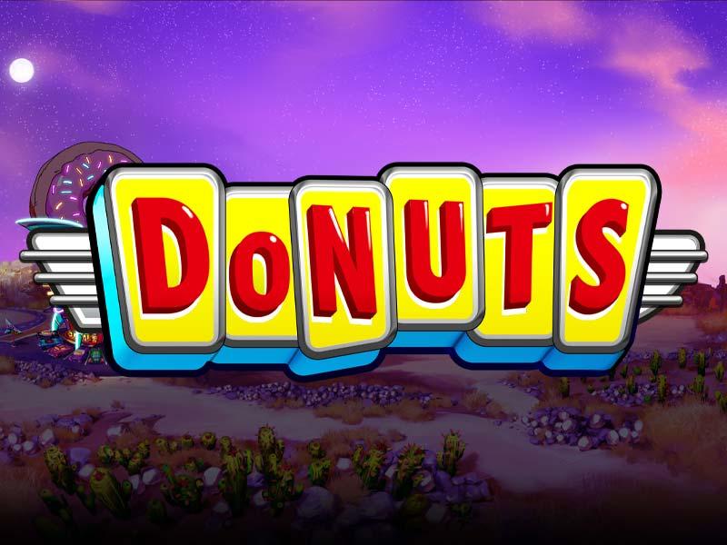 Donuts Online Slot BTG