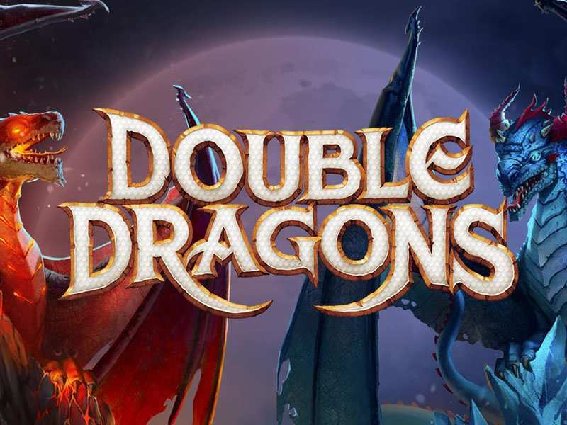 Double Dragons Slot Featured Image