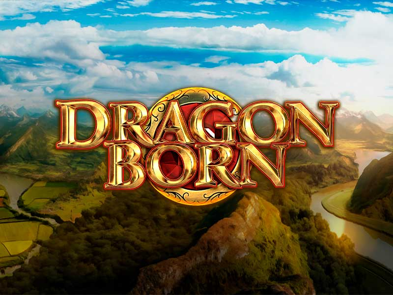 Dragon Born Megaways slot online BTG