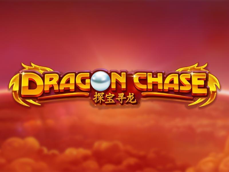 Dragon Chase Free Slot Logo