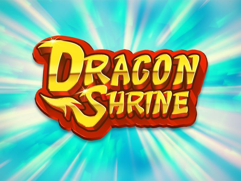 Dragon Shrine Quickspin Slot Logo