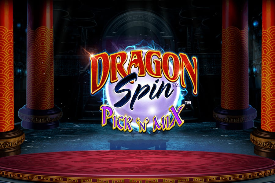 Dragon Spin Pick N Mix Slot Featured Image