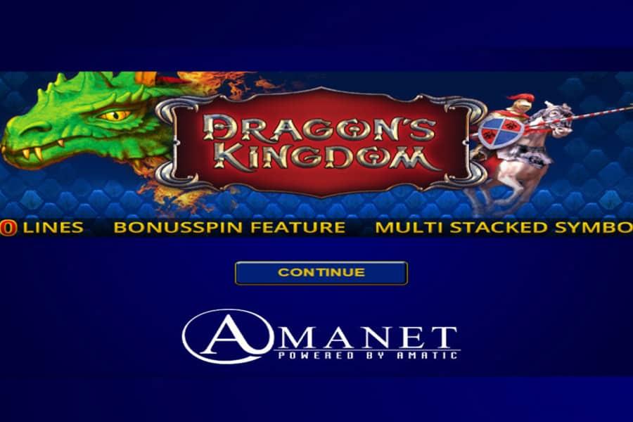 Dragons Kingdom Slot Featured Image