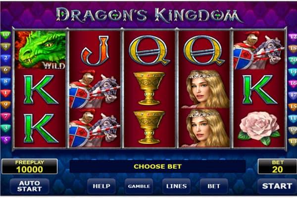 Kingdom slots online casino