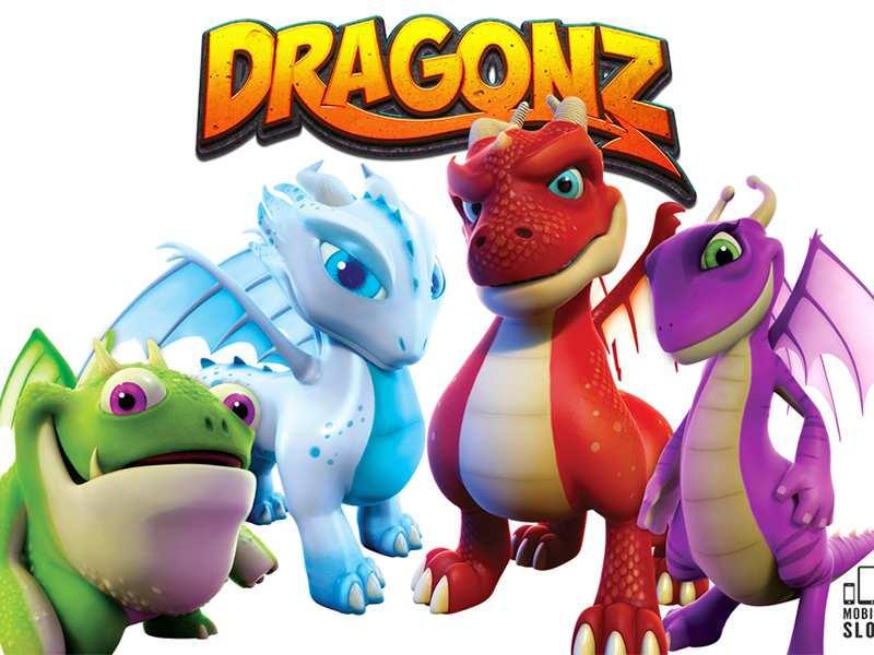 Dragonz No Download Slot