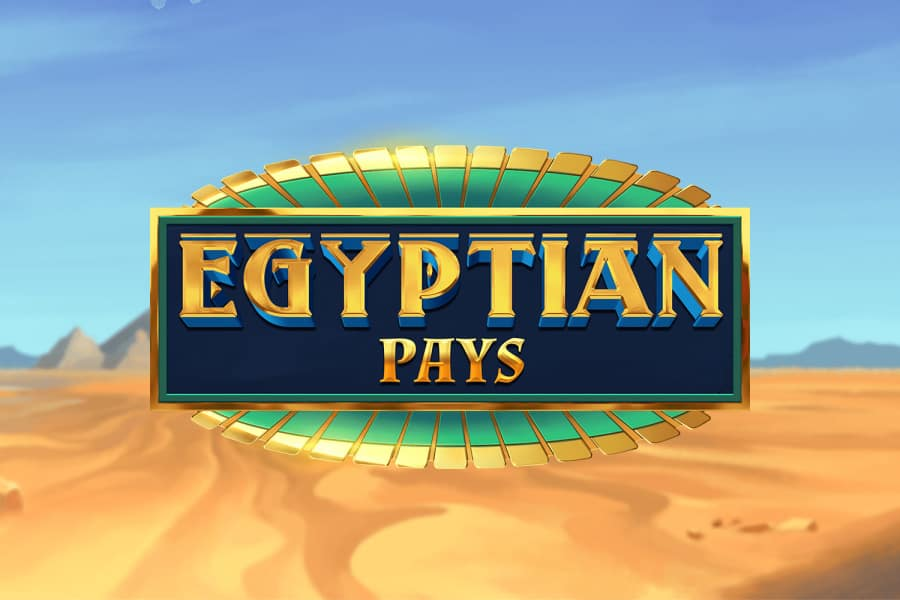 Egyptian Pays Slot Featured Image