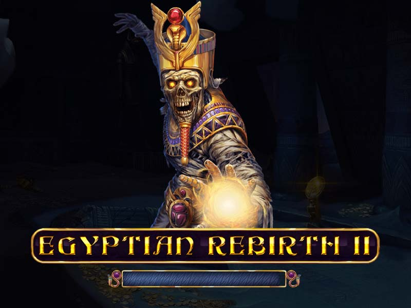 Egyptian Rebirth 2 Free Slot