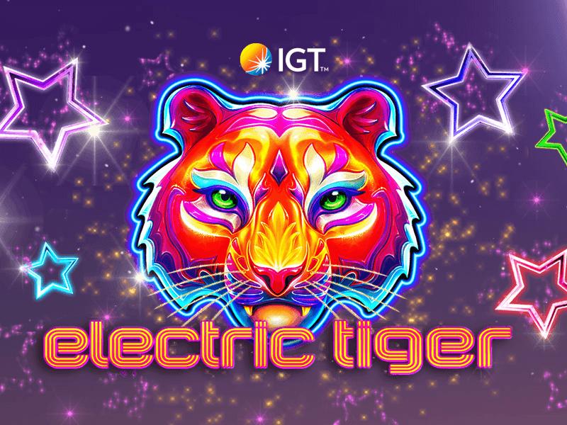 free Electric Tiger slot game