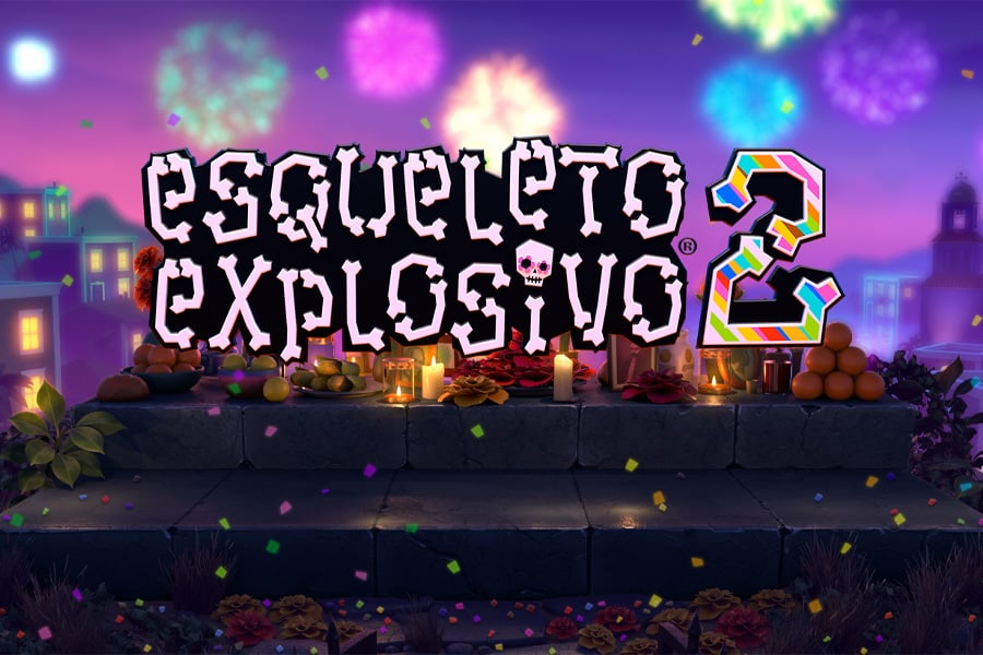 Try Esqueleto Explosivo Slots with No Download