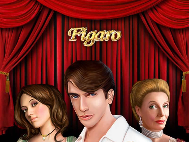 Figaro slot logo
