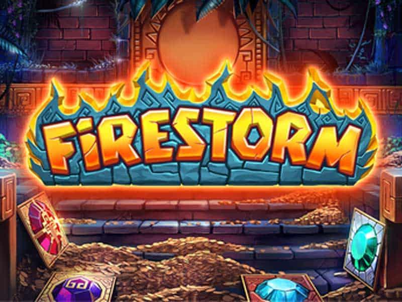 Firestorm Slot Featured Image