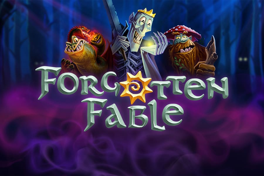 Forgotten Fable Slot Featured Image
