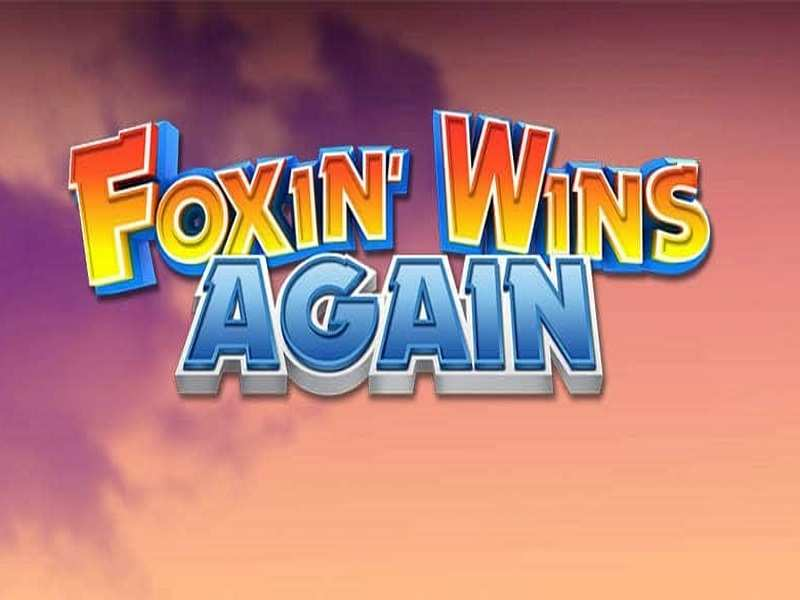 Foxin Wins Again Slot Featured Image