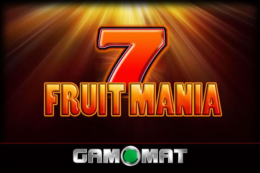 Fruit Mania Slot Featured Image