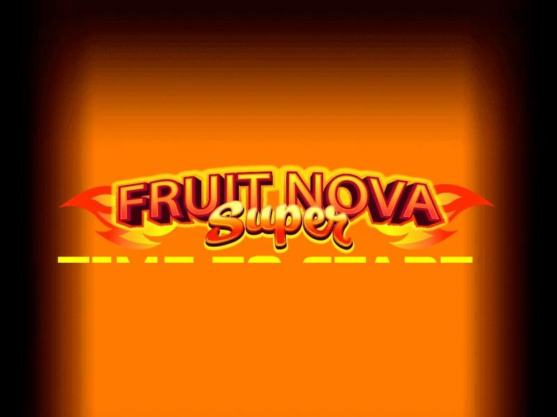 Fruit Super Nova Slot Machine