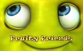 $150 + 150 Free Spins on Fruity Friends Slot by CasinoLuck