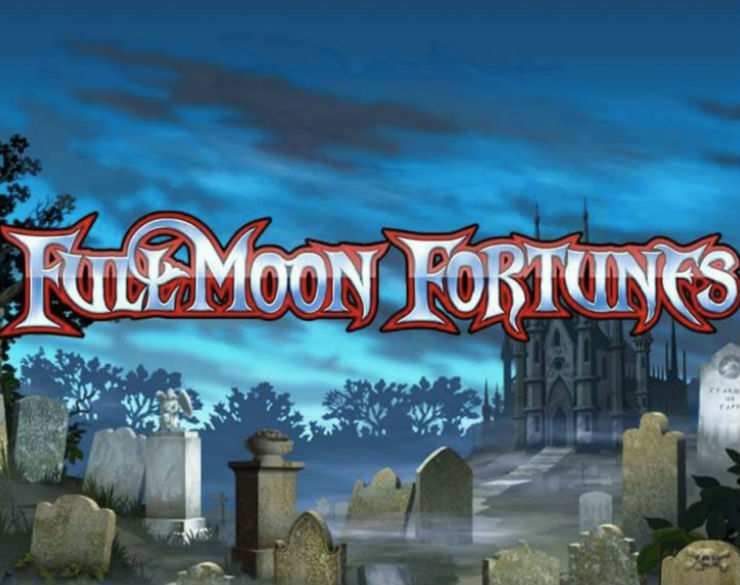 Full Moon Fortunes Slot Featured Image