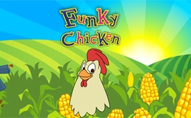 50 Free Spins on the 3rd Deposit For Fanky Chicken Slot in Red Stag Casino