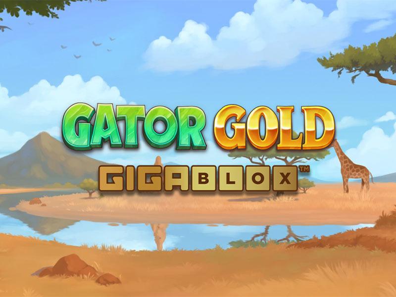 Gator Gold Gigablox Slot Online