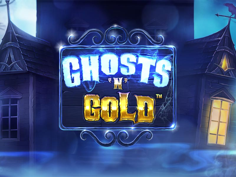 Ghosts N Gold Slot Feature Image