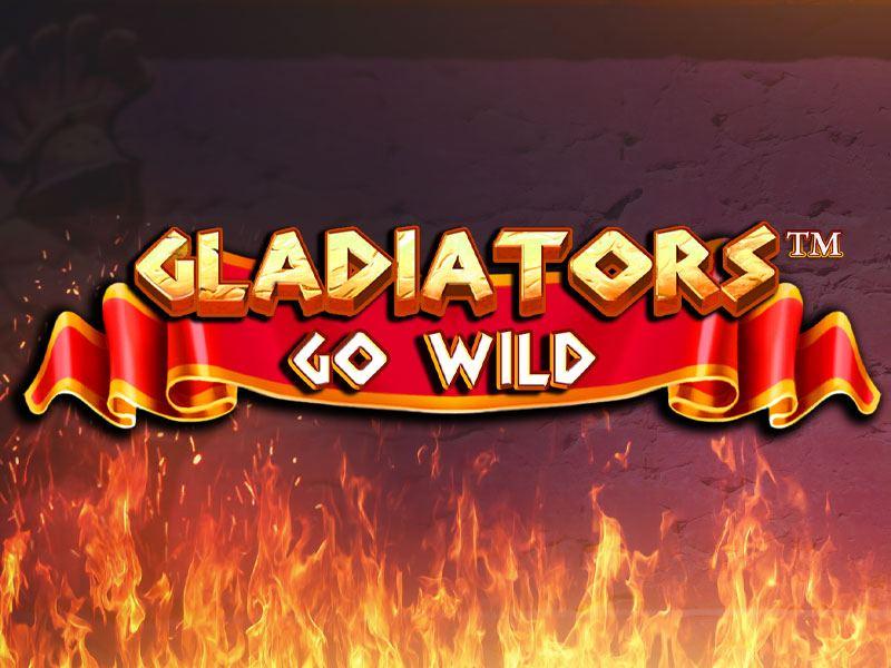 Gladiators Go Wild Logo Free Slots