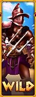 Gladiators Go Wild Symbol Retiarius Free Slots