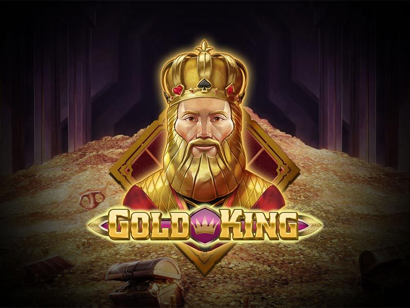 Gold King Slot Free Play Featured Image