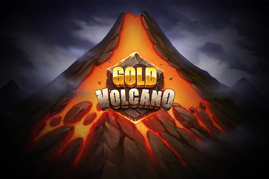 Gold Volcano Slot Featured Image