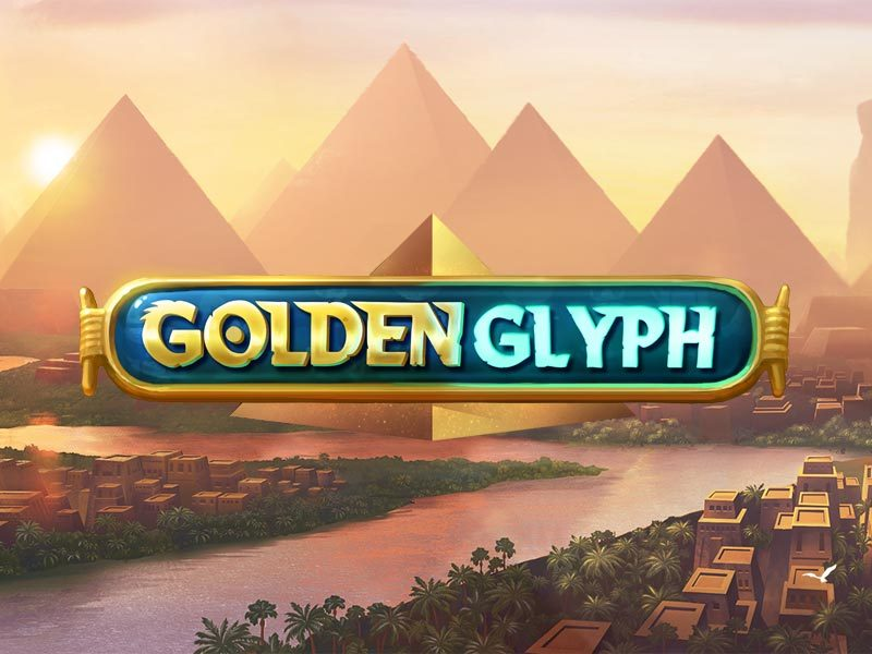 Golden Glyph Slot By Quickspin Featured Image