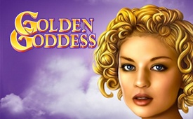 Claim Casumo Welcome Bonus of 100% with up to £300 on Golden Goddess Slot