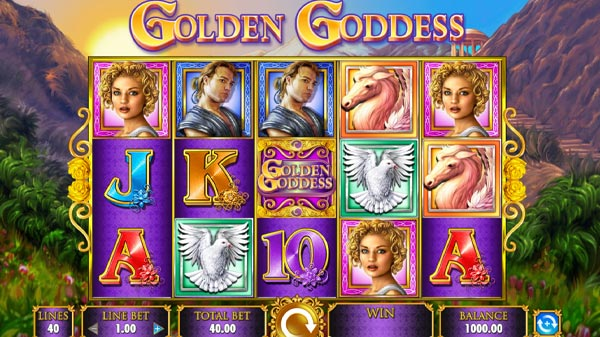 Play Golden Rome Slot Machine Free with No Download