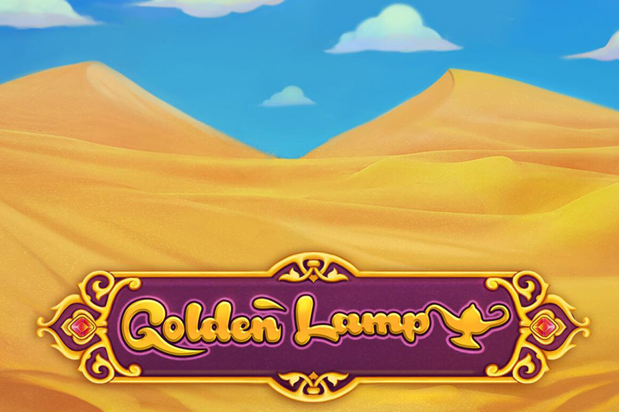 Golden Lamp Slots Featured Image