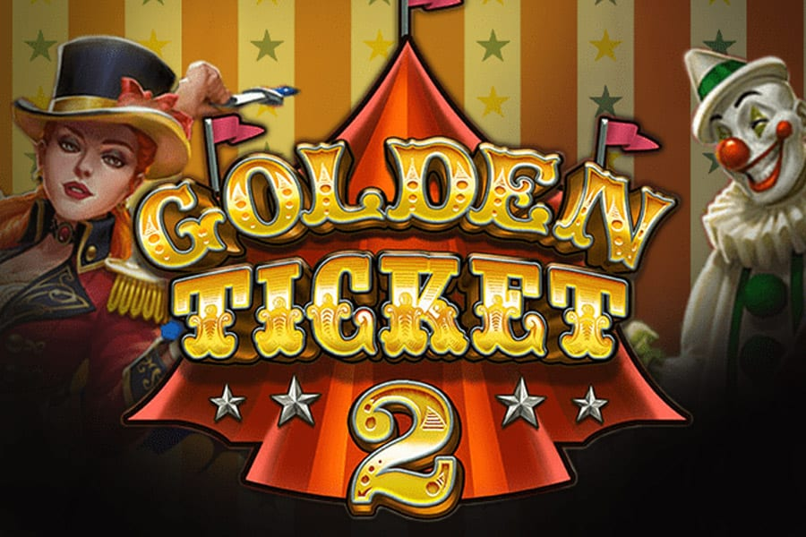 Golden Ticket 2 Slot Featured Image