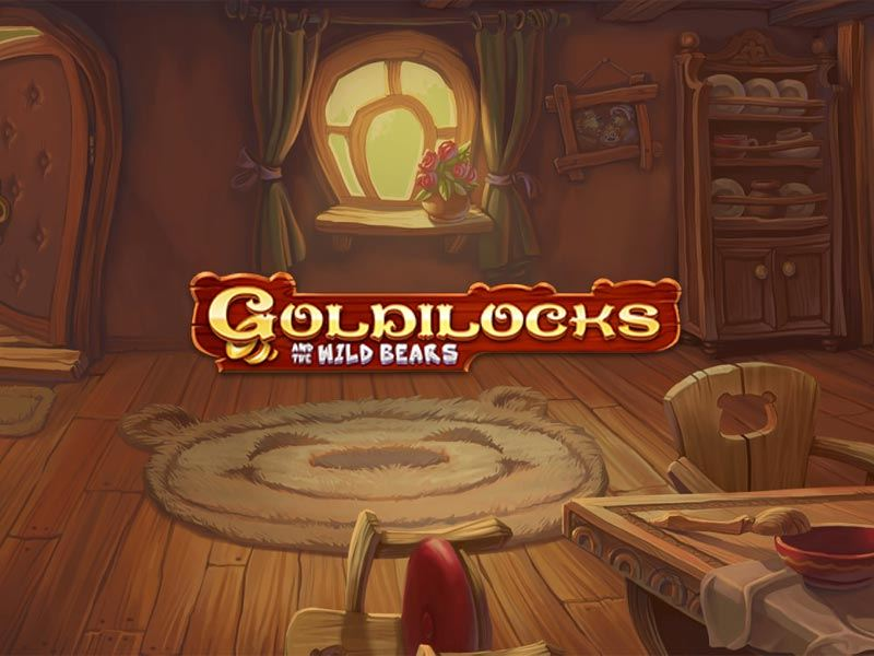 Goldilocks And The Wild Bears Slot Quickspin Featured Image