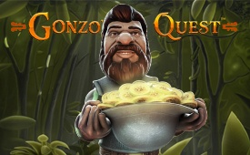Earn Sloty $1500 Bonus for Gonzo's Quest Slot & Get 300 Free Spins on Select Games!