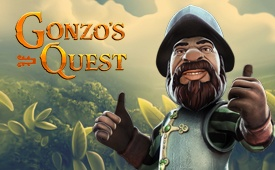 Earn Up To 50 Incredible Spins on Gonzo's Quest at BetAt Casino!