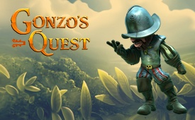Royal Panda 100 Free Spins for Gonzo's Quest Online Slot